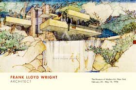 Urbanistica a san giovanni in fiore edificazione for Frank lloyd wright piani per la casa
